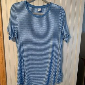 Old Navy Luxe basic tee